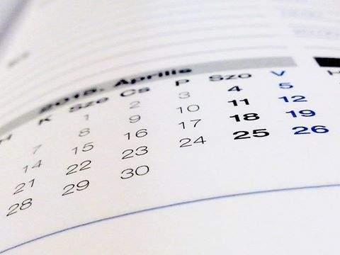 Kalendarz Biegowy 2017