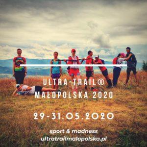 """ULTRA-TRAIL® MAŁOPOLSKA 2020 @ Baza Szkoleniowo- Wypoczynkowa """"Lubogoszcz"""""""