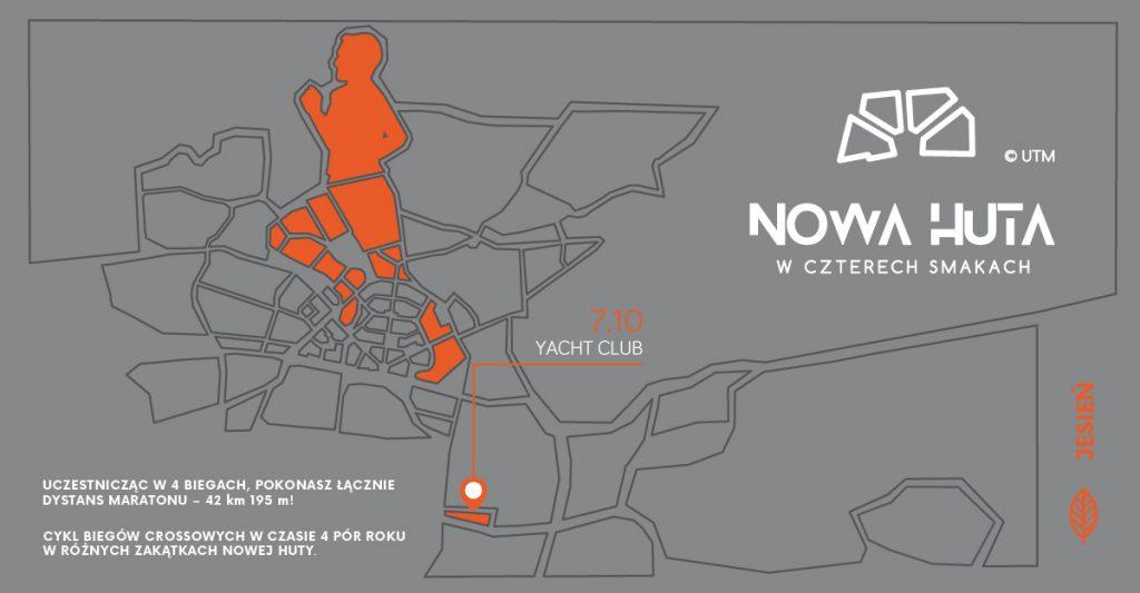 Nowa Huta w czterech smakach JESIEŃ @ Yacht Klub Polski Kraków