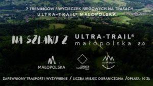 3. TRENING BIEGOWY Na szlaku z Ultra–Trail® Małopolska 2.0 @ Obidowa – Przełęcz Knurowska
